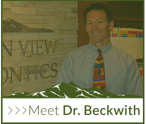 Meet Dr. Beckwith Horizontal Hover Mountain View Orthodontics Longmont Berthoud CO