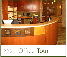Office Tour Horizontal Hover Mountain View Orthodontics Longmont Berthoud CO