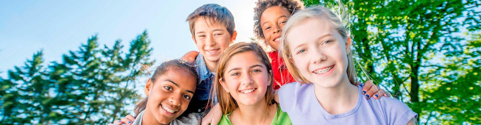 Group Kids Mountain View Orthodontics Longmont Berthoud CO